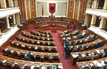9th legislative session, the parliament of debates on Interior ministers and foreign policies