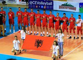 Shqipëria tjetër leksion Azerbajxhanit kualifikim