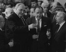 Babai i bashkimit të Gjermanisë, kush ishte Helmut Kohl