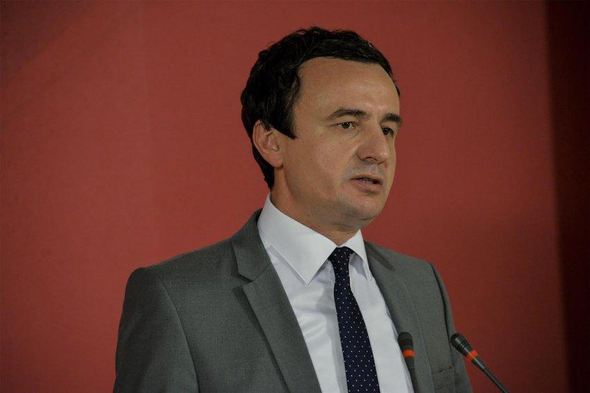 VV-ja fton koalicionin LDK-AKR-Alternativa për formimin e qeverisë