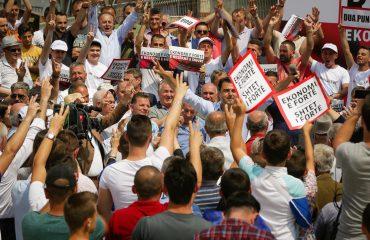 Basha në Korçë: Njerëzit janë lodhur nga mashtrimet e Ramës