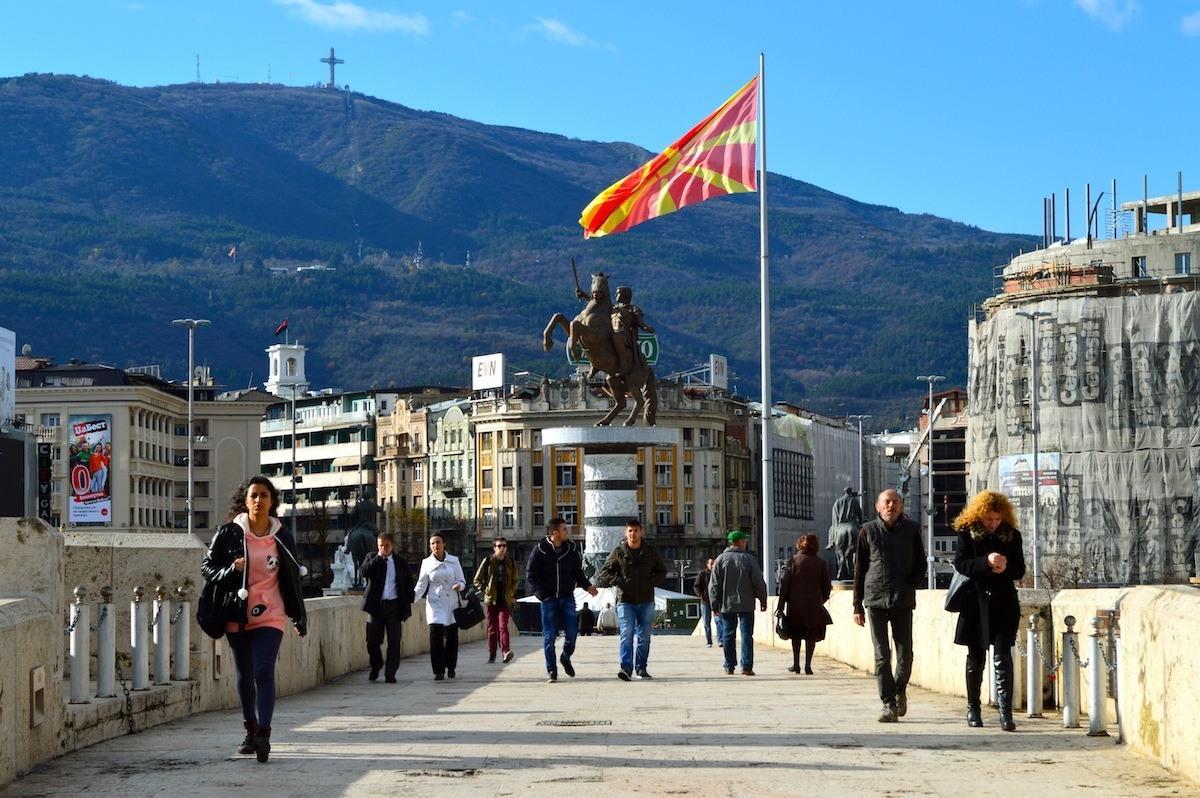 Maqedonia dhe çështja e emrit