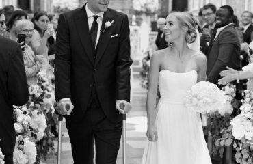 Manuel Neuer, ëndrra e martesës mbi paterica! Foto