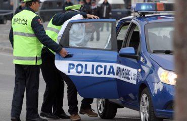 Aksioni i Policisë Rrugore, mjaft arrestime dhe gjoba shoferëve në kryeqytet