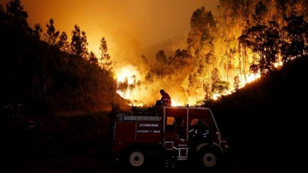 EC: Situata nga zjarret sërisht e rëndë, 15 vatra në 24 orët e fundit