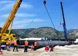 Gazsjellësi TAP sjell të gjitha tubacionet në Shqi