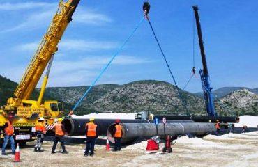 Gazsjellësi TAP sjell të gjitha tubacionet në Shqipëri, Greqi, Itali