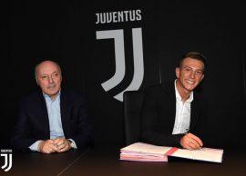 Juventus, firmos Federico Bernardeschi për 40 mln