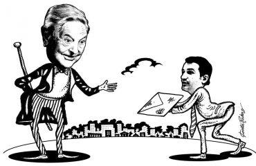"""""""ANTENA JASHTË FAMILJES"""": Lali Eri, letër Soros-it: Të gëzohem apo të hidhërohem për fitoren e PS?"""
