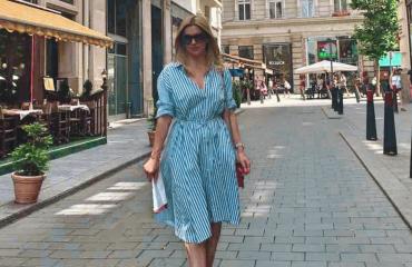Leonora Jakupi, pushime në Hungari