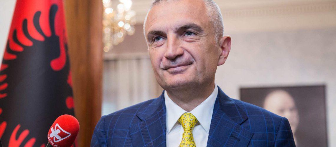 Betimi / Ilir Meta, zyrtarisht President i Republikës dhe garant i Kushtetutës