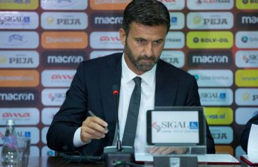 Christian Panucci is Albania's new coach