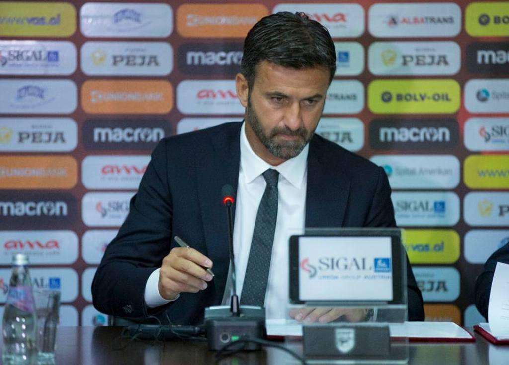 Christian Panucci is Albania's new coach