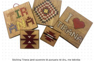 Suvenirët tradicional dhe modern, prezantim i traditës ndaj turistëve të huaj