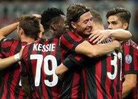 Milan nuk toleron ndaj Shkëndisë, tifozët shijuan