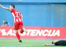 Europa LeagueSkënderbeu prek kualifikimin në Zagr