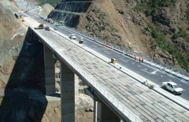Construction works for Arber Highway kick off, another 5 projects this year