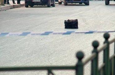 """Çanta """"bombë"""" tek 21-dhjetori, ekspertët gjejnë vetëm rroba"""