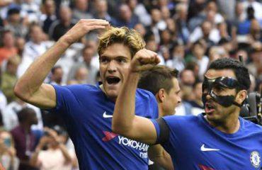 Chelsea befason Totenhem!