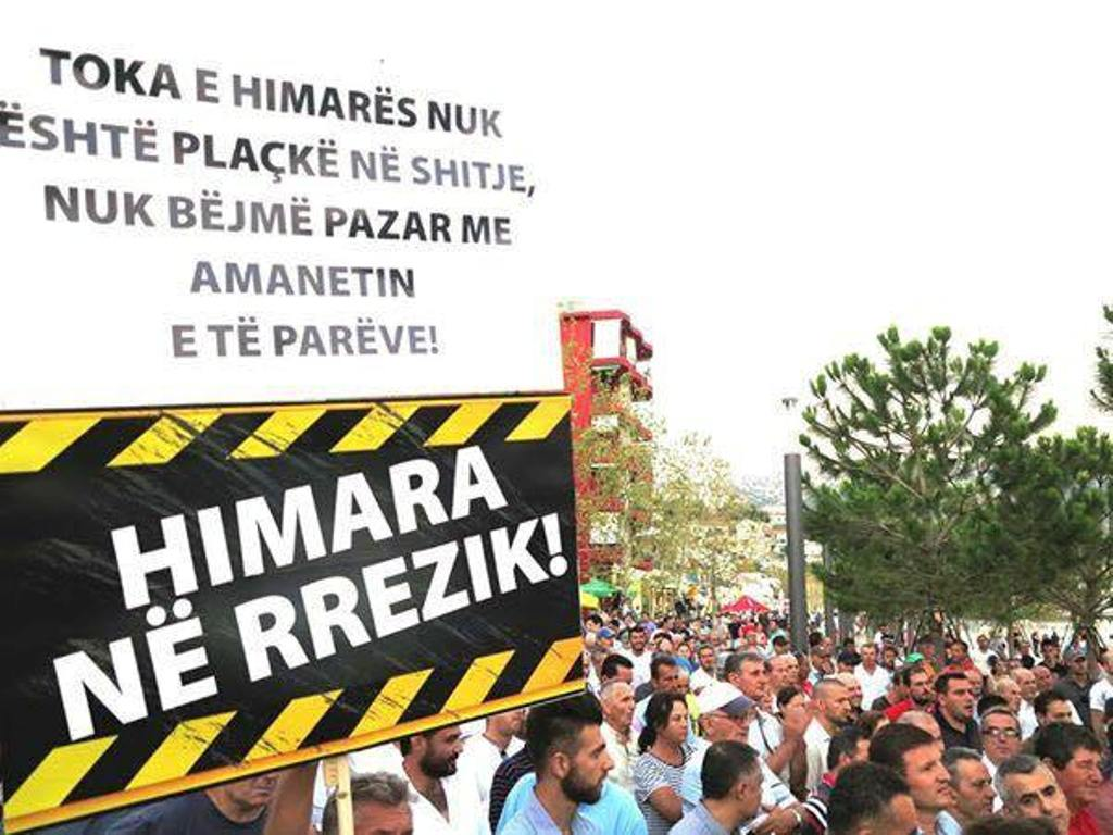 Greek Foreign Ministry: Demolitions in Himara aim at diverting the focus from the drug scandal