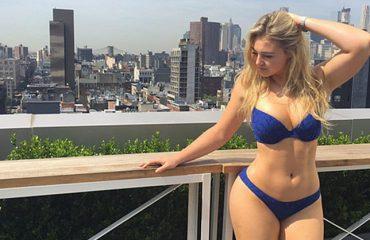 Foto/ Modelja britanike krenare për trupin e saj