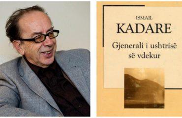 """Librat më të pëlqyer sipas shteteve, në Shqipëri romani """"Gjenerali i ushtrisë së vdekur"""""""