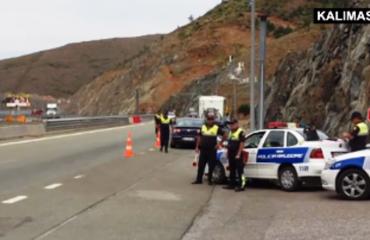 Aksidentet, policia me Njësi të Posaçme për Sigurinë Rrugore