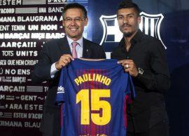 Paulinho i Barcës për 40 mln euro