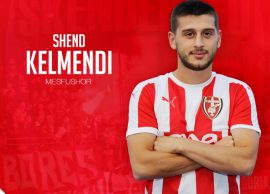 Talenti kosovar Shend Kelmendi, zyrtarisht i Skënd