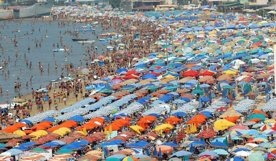 Number of foreign holidaymakers visiting Albania has increased