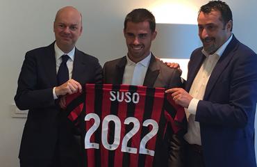 Suso dhe Milan vazhdojnë së bashku