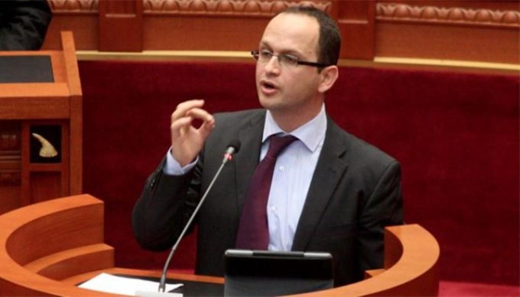 Debati për pakicat, ministri Bushati replikon ndaj Vangjel Dules