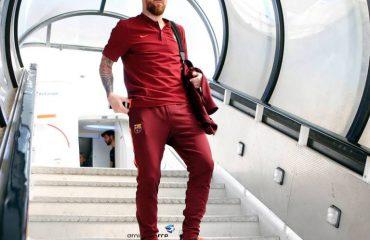 """""""Dy netë në Lisbonë"""", Messi sapo zbret magjeps vendlindjen e Ronaldos para Champions"""