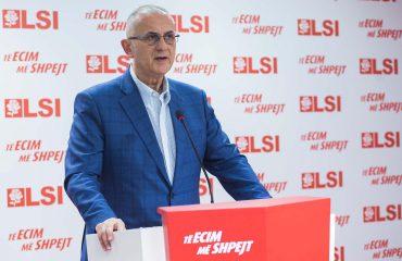 Vasili: Projektbuxheti, dyshojmë për pastrim parash nga qeveria. S'e votojmë