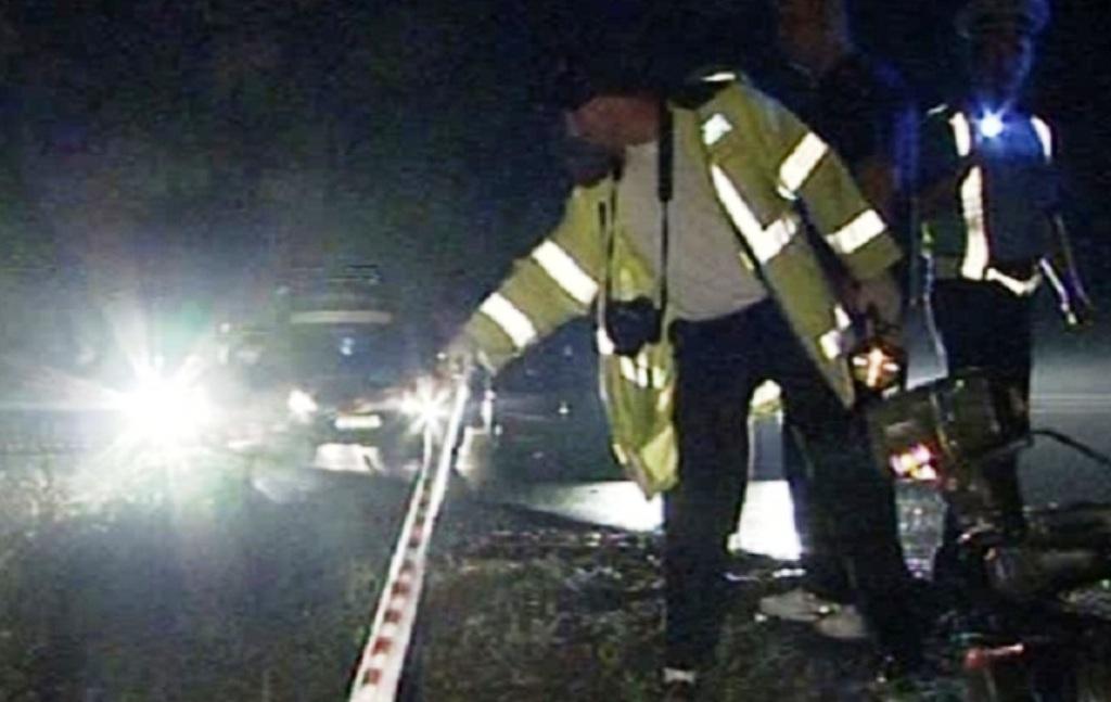 Aksidenti/ Përplasen makinat në Unazën e Korçës, dy të vdekur