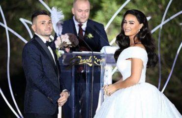 FOTO/ Si u veshën VIP-at në dasmën madhështore të Besit dhe Xhensilës