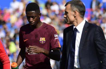 """Barcelona vendos për sulmuesin Dembele, PSG pret tek """"dera"""""""