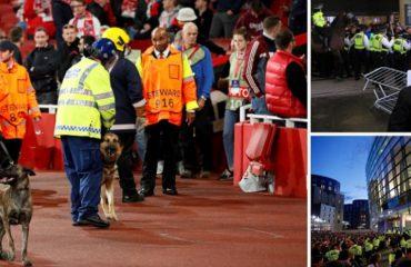 Mbi 20 mijë tifozë të Këln  kaos në Londër, shtyhet me 1 orë ndeshja ndaj Arsanal