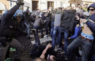 Champions/ Trazirat e Romës, sot sa më larg Napolit tifozët holandezë!
