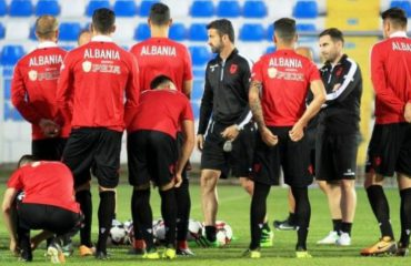 """DILEMAT/ Euro 2020, shiriti i kapitenit të Kombëtares mbetet pa """"emër"""""""