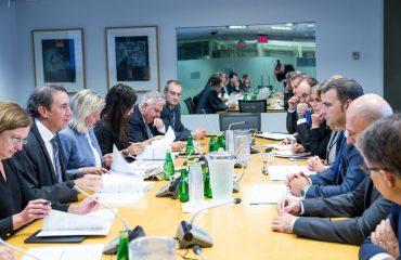 Sejko me drejtues të FMN dhe BB: Ekonomia shqiptare vijon të përmirësohet