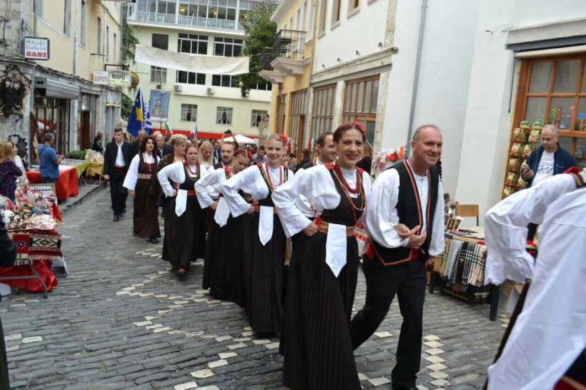 """""""Argjiro Fest 2017"""", eventi që po zbukuron Gjirokastrën"""