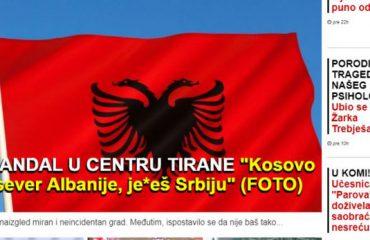 """Mediat serbe krijojnë """"skandal"""" ende pa nisur ndeshja Skëndërbeu-Partizani Beogradit"""