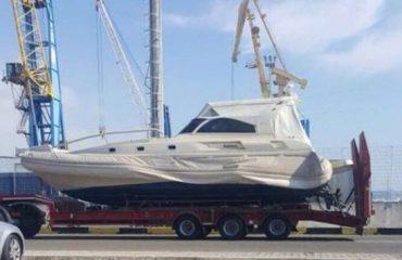 Basha publikon foton: Gomonja e Tahiri u hoq sot nga porti