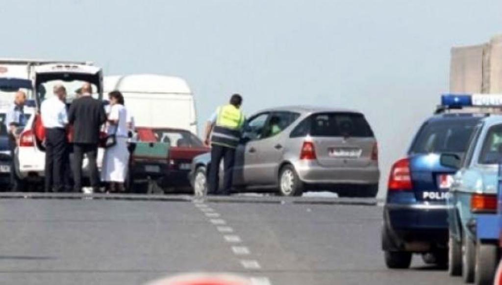 Arrestohet shoferja e dehur, bëri aksident, u largua nga vendngjarja
