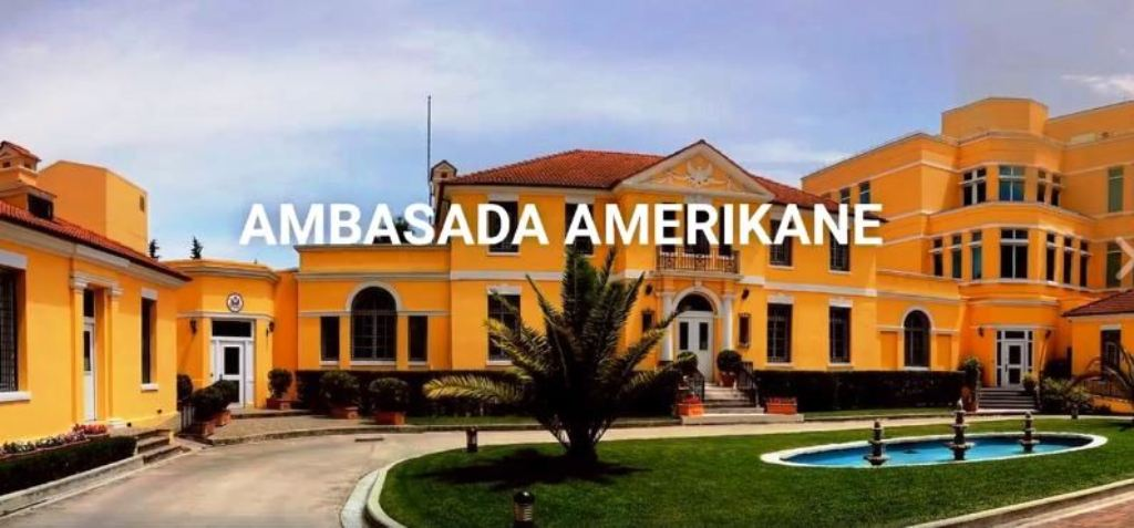 US Embassy reacts over PM Rama's declaration concerning a