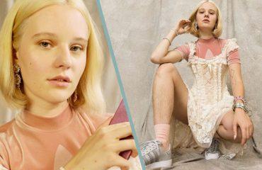 Arvida Bystrom pozon e padepiluar për Adidas, fyhet dhe kërcënohet