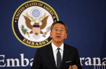 """""""ANTENA JASHTË FAMILJES"""", Flet z. Donald Lu: Tani e ndjej veten tamam, Ambasador i SHBA-së!"""