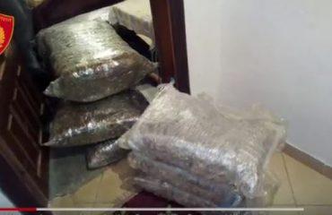Kapet në banesë me drogë dhe çifte pa leje, arrestohet i riu
