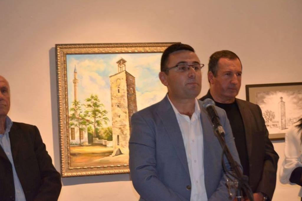 Çelet ekspozita për sahatkullat mesjetare të qyteteve shqiptare